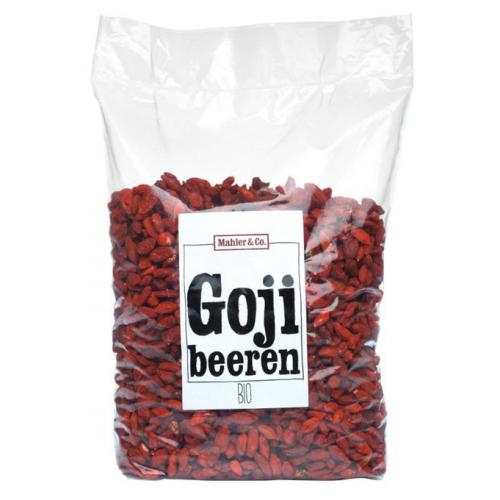 Bio Gojibeeren getrocknet 1kg