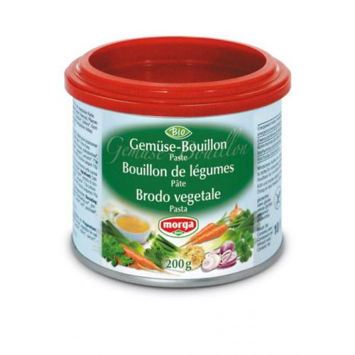 Gemüse Bouillon Paste Dose klein